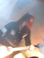 Michael Amott with Arch Enemy