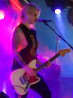 Brody Dalle, The Distillers, solo