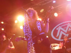 Michael Monroe at Sticky Fingers