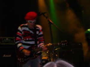 Captain Sensible, The Damned