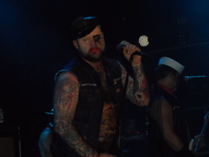 The Duke of Nothing, Turbonegro in GBG